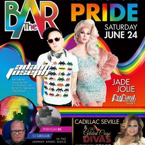 PRIDE 2017 Live From THE BAR COMPLEX ft. DJs Gregor and PhenomBK - Saturday, June 24th, 2017