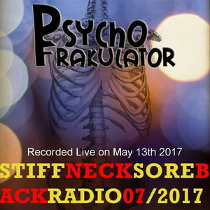 Stiff Neck Sore Back Radio 07/2017