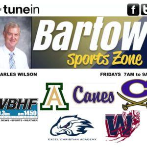 Bartow Sports Zone - Ep 26 - April 14, 2017