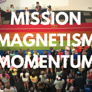 Rachel Main – Acts Week 12 – Mission Magnetism Momentum