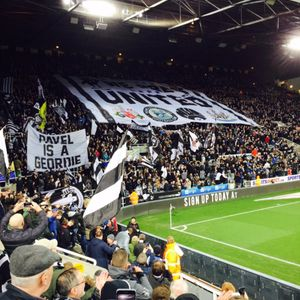 Podcast: NUFC singing section
