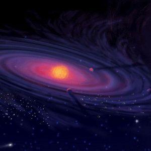 Q544 – Das Sonnensystem