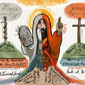 The Law Moses Vs Jesus - Michael Iwanoff