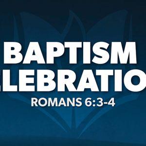 November 19, 2016 5:30pm Baptisms (Audio)