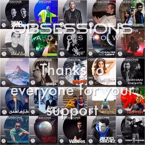Andres Sanchez Guest Mix Live on ObSessions Radio Show 100 Day2 (FREE DOWNLOAD)