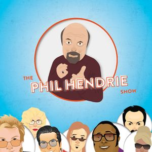 Episode #611: The New Phil Hendrie Show