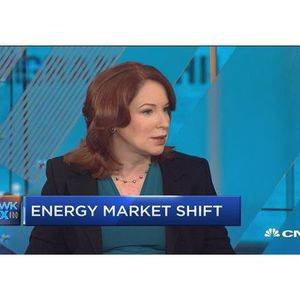 Meghan O'Sullivan,  Dir. Geopolitics of Energy Project with Iron Mike Stone