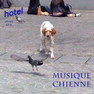 Musique chienne - 09/05/17