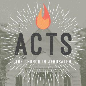 The Gospel Spreads (Audio)