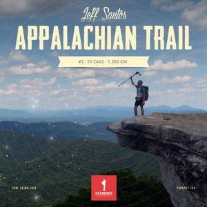184 - Appalachian Trail #3 - 55 dias - 1.380 km