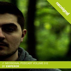 Neosignal Recordings Podcast Volume 012 | Emperor