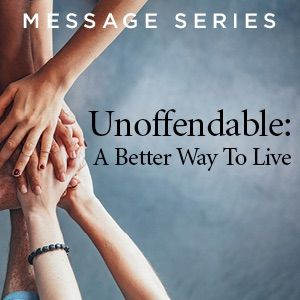 Living in The Bottom Line: Grace (Power vs. Weakness)