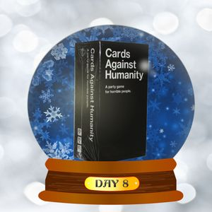 MRHH 12 Days Of Xmas 2017 Day 8: Cards Against Humanity
