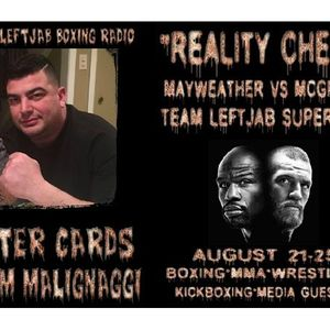 """""""REALITY CHECK""""-PETER CARDS TALKS MAYWEATHER VS MCGREGOR"""