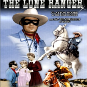 Lone Ranger - A Horse Changes Brands