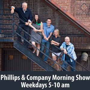 Y98 Morning Show 11-1 Part 2