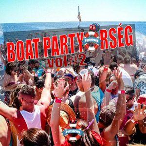 Boat PartyŐrség Vol#2 | TecHouse Mix 2017 | Greece Mamma Mia Boat Party Music