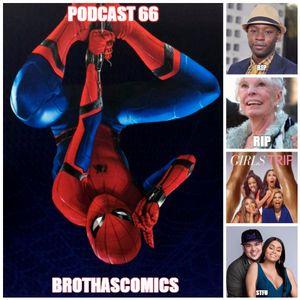 Podcast 66: Spider-Man Civil War