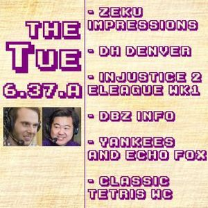 Tuesday 6.37.A: Zeku, DH Denver, Inj2 ELEAGUE, DBZ Info, Yankees + Echo Fox, CTWC, Etc. (2017-10-24)