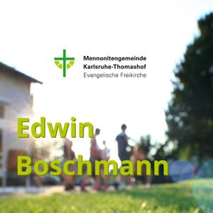 Predigt, Edwin Boschmann - 24.09.2017