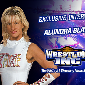 Alundra Blayze On Her WWE HOF Induction, Paige Twitter Feud, Heat For Trashing WWE Belt, Her Podcast