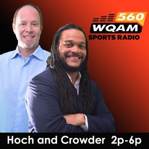 Wednesday: Hochman and Crowder Hour 2 with Chris Wittyngham