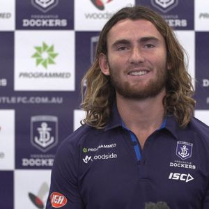 Connor Blakely press conference - Tuesday 27 June