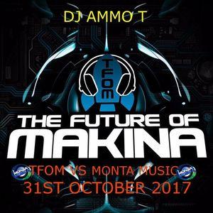 DJ AMMO TFOM VS MONTA HALLOWEEN PROMO MIX