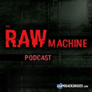 Paramind - The Raw Machine Episode 008 (05.04.2017)