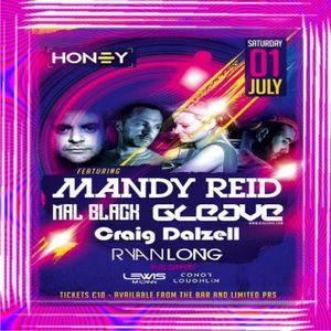 Craig Dalzell Live at Club Honey, Belfast [01.07.17]