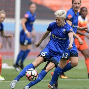 Women's Soccer Zone - 1-2-1 with Megan Rapinoe