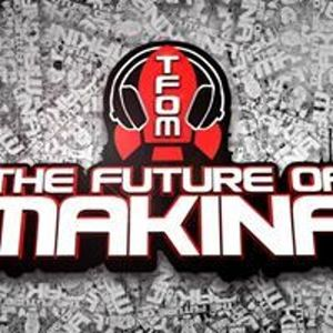 DJ DISTORTER MC BOUNCIN THE FUTURE OF MAKINA SHOW 6TH DECEMBER 2016 2 HOUR SHOW
