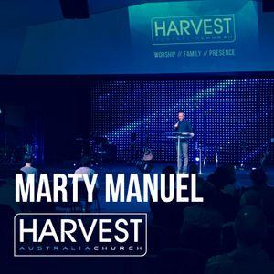 Powerful People | Marty Manuel
