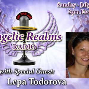 Lepa Todorova - New Therapy for Relaxation - Sophrology!