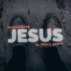 Jesus, Mary and Martha - Robin Carter