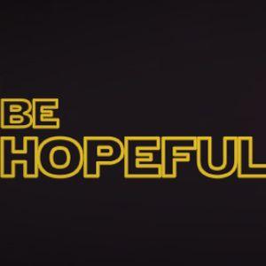 Be Hopeful - Audio