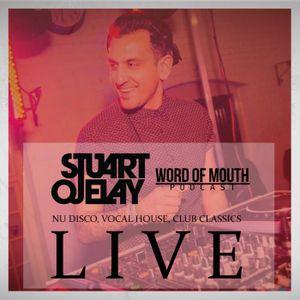 Stuart Ojelay LIVE / 24.06.17 / Part 1