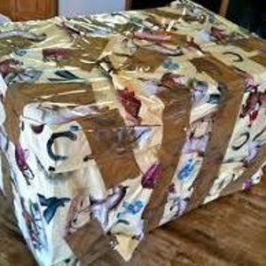 A BEAUTIFUL GIFT IN UGLY PACKAGE (ISAIAH 7:14) SUNDAY 12-25-2017