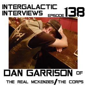 Episode 138 - Dan Garrison