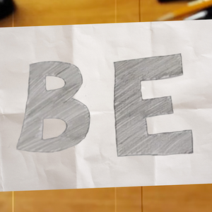 2017-07-09 Be: BE strong (West Market)