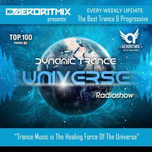 AeroRitmix - Dynamic Trance Universe # 124 [Anjunabeats Special]