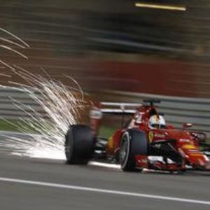 Sparks Are Flying, So Is Kimi!