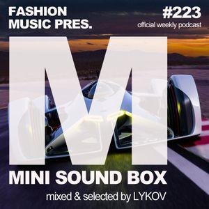 Lykov – Mini Sound Box Volume 223 (Weekly Mixtape)