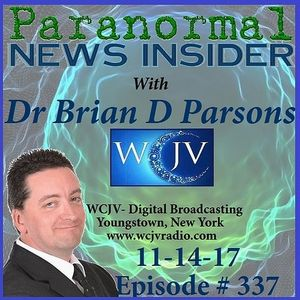 Paranormal News Insider_Dr. Brian Parsons_201711214_337