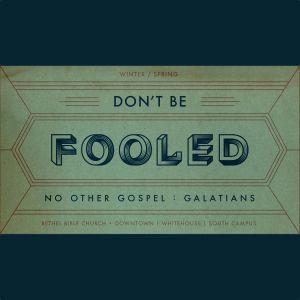 Sunday April 23rd, 2017 - Dr. Mark Kuykendall - Galatians 4:8-20