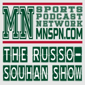 The Russo-Souhan Show 98 - On Crosby, hockey journos and Wild injuries