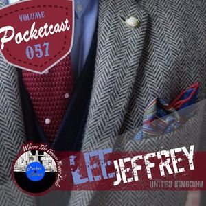 Pockecast Volume 57 l Lee Jeffrey l United Kingdom
