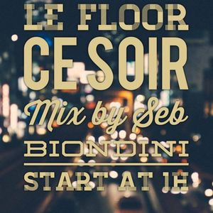 DJ s-BIOИDIИI LIVE @ THE FLOOR PARIS