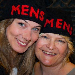 Mens av och med Helena Gezelius och Åsa Gustafsson