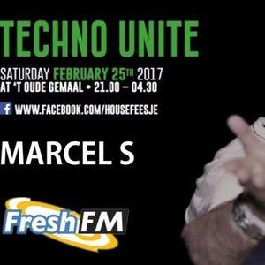 Techno Unite 25-02-2017 Marcelles